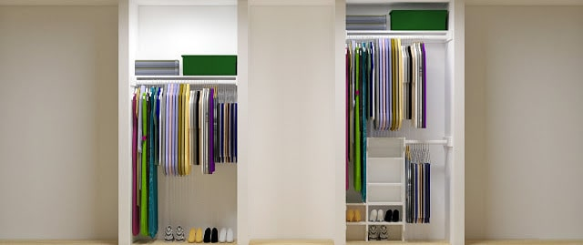 closet contemporary organizer repairs building to how own build your a