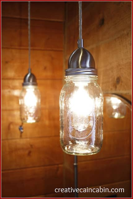 Check Out These 17 Amazing DIY Mason Jar Lights