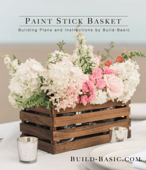Gorgeous DIY Easter Basket