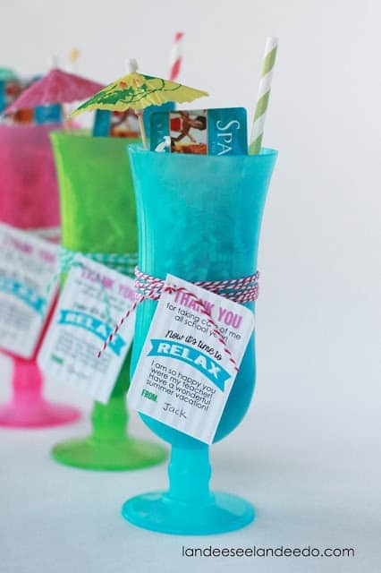 Relaxing Gift For Teachers Cup