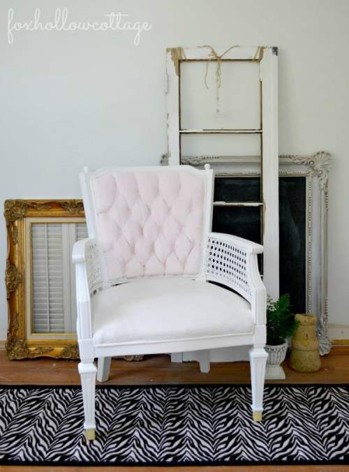 Cool Chair Makeover