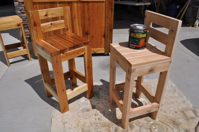 25 Epic Diy Barstool Ideas To Help You Transform Your
