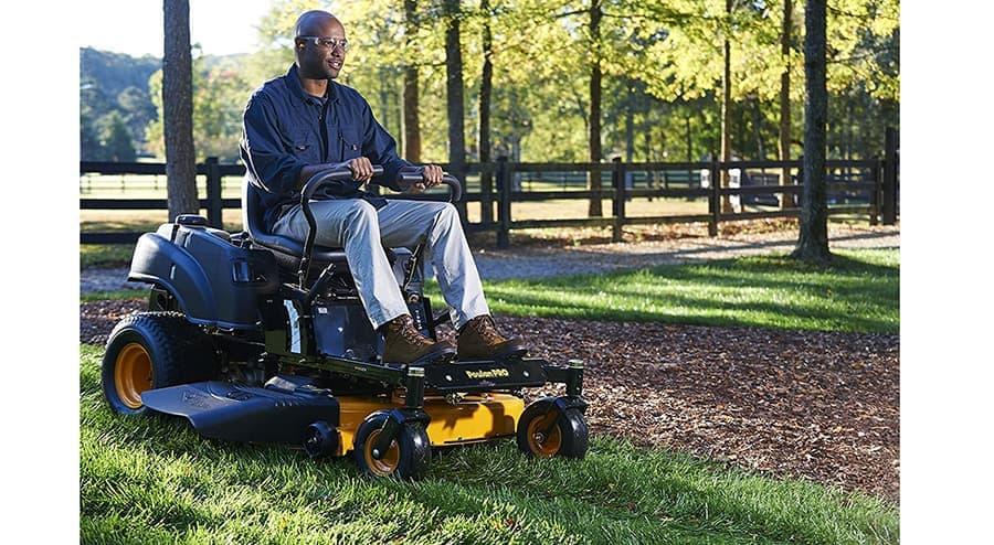 Basic Lawn Mower Safety