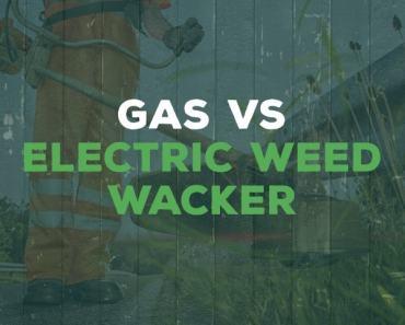 Gas vs Electric Weed Wacker