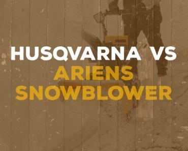 Husqvarna vs Ariens