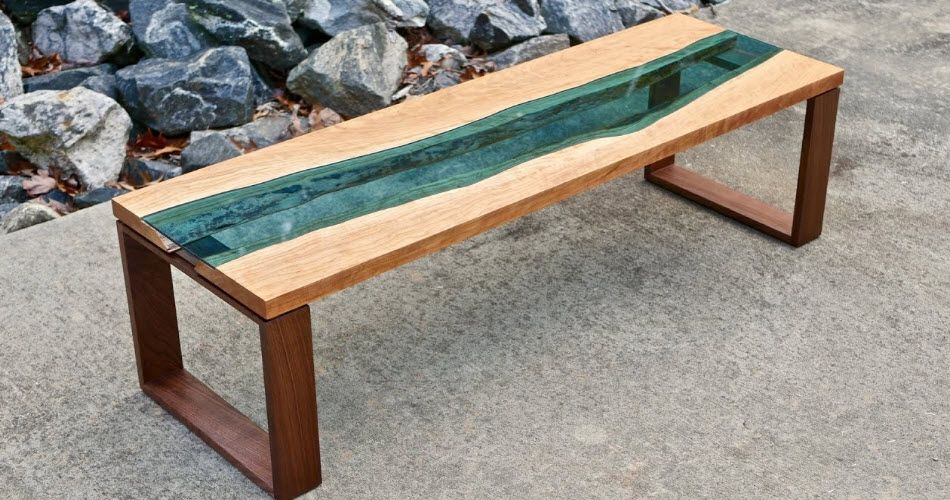 Have a peek at this guide so you can make your own live edge river table in no time! There is a video to get you started. thesawguy.com