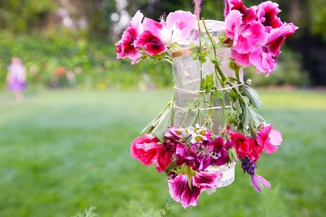 Butterfly Feeder Invite all the butterflies to hang out in your yard with one of these butterfly feeders. No matter how old you are it's impossible to not enjoy butterflies when they stop by to visit. You might even end up with a hummingbird or two.thesawguy.com