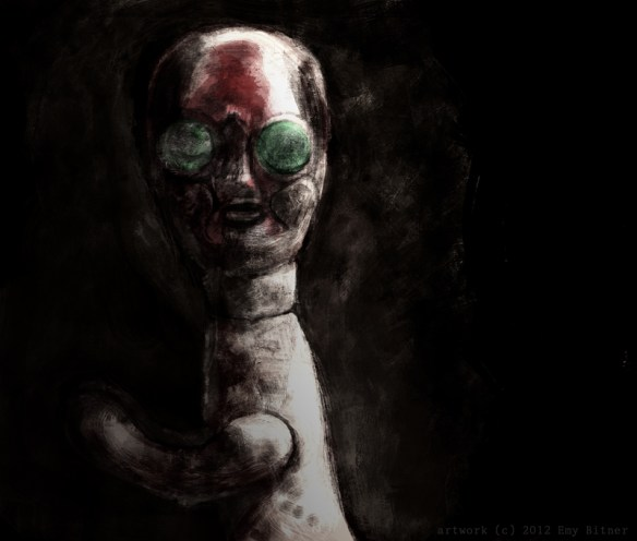 SCP-173: The Statue | The Scare Chamber