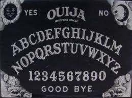 ouija board talking board