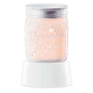 Chasing Fireflies Table Top Scentsy Warmer