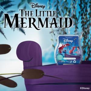 The Little Mermaid: Kiss the Girl – Scentsy Bar