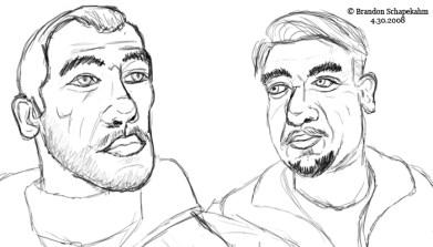 GTA4 Faces
