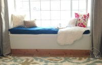 Dog Bed Turned Window Seat Cushion - The Schmidt Home