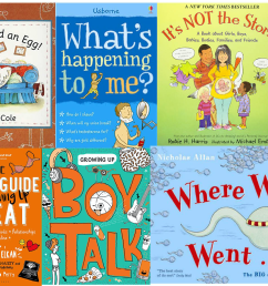 Best children's books about puberty and sex   TheSchoolRun [ 1006 x 2266 Pixel ]