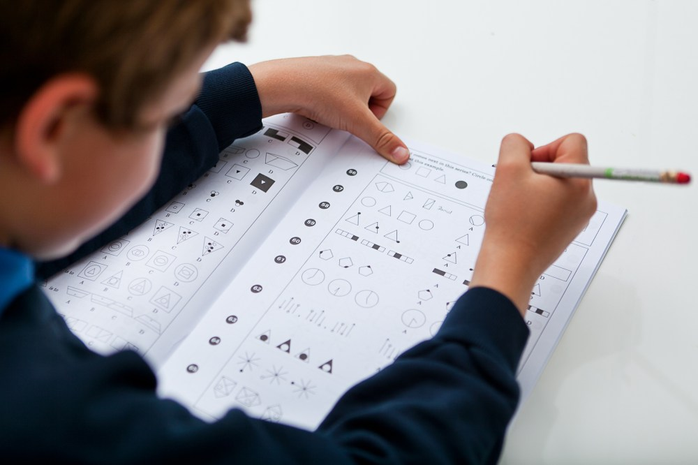 medium resolution of What is non-verbal reasoning?   TheSchoolRun