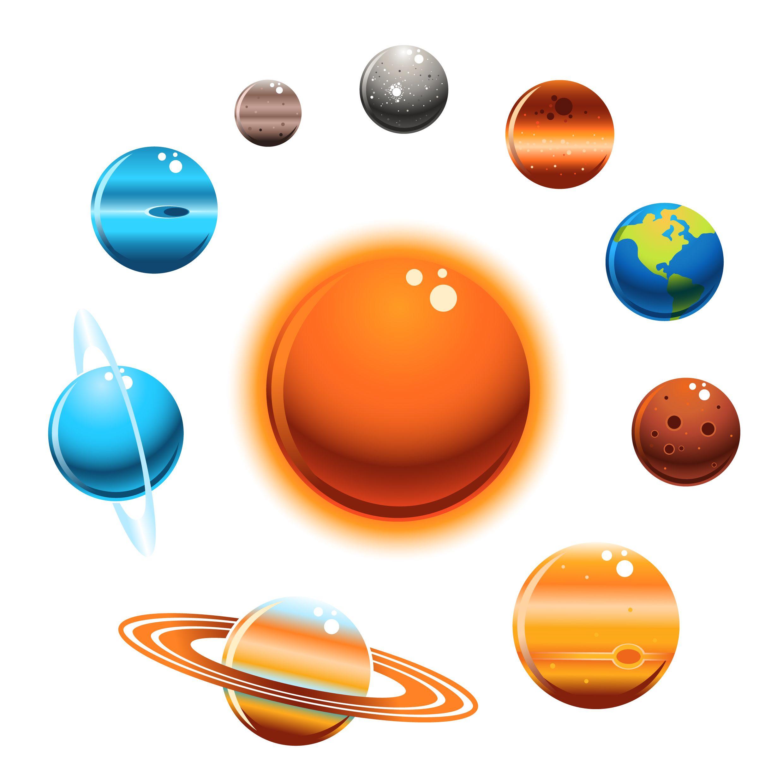 The Nine Planets Worksheet