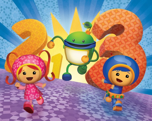 Team Umizoomi TV Show
