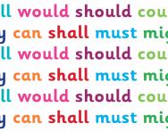 Image result for modal verbs ks2