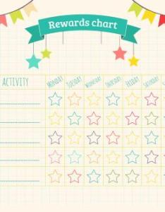 Track your child   progress and help them collect stars towards  reward with our free printable charts also chart downloadable rh theschoolrun