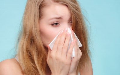 Allergies Driving Anxiety