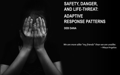 Safety, Danger,  and Life-Threat:  Adaptive  Response Patterns
