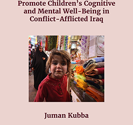 A National Program to Promote Children's Cognitive and Mental Well-Being in Conflict-Afflicted Iraq