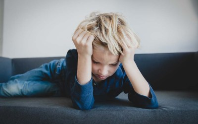 Study could help explain how childhood stress contributes to anxiety, depression