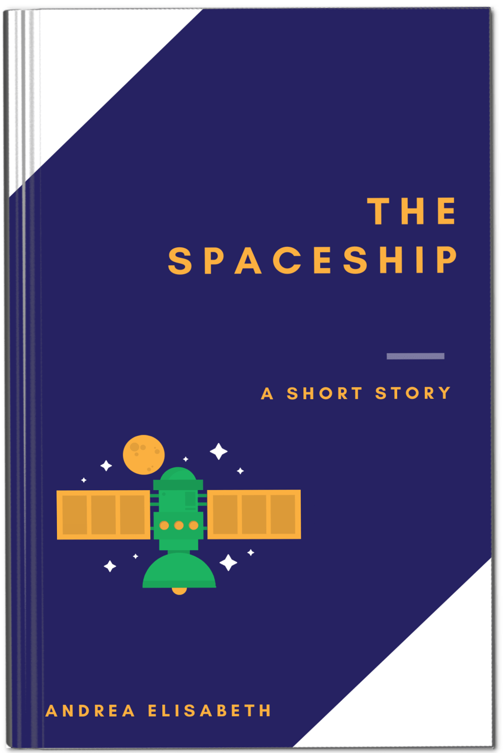 The Spaceship Cover Image