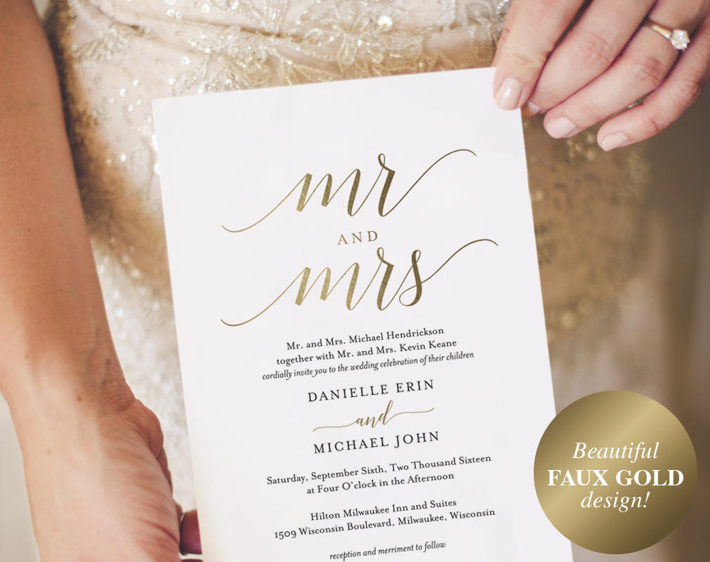 15 Etsy Wedding Invitations The Scoop for Mommies