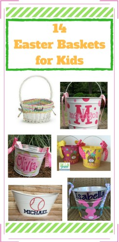 14 easter baskets for kids the scoop for mommies 14 easter baskets for kids negle Images