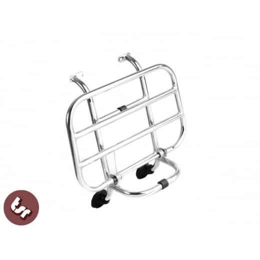 VESPA Stainless Front Rack Carrier LX & LXV 50/125/150