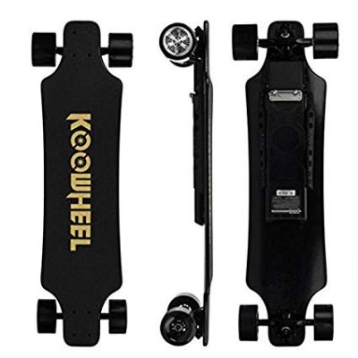 Koowheel skateboard pics
