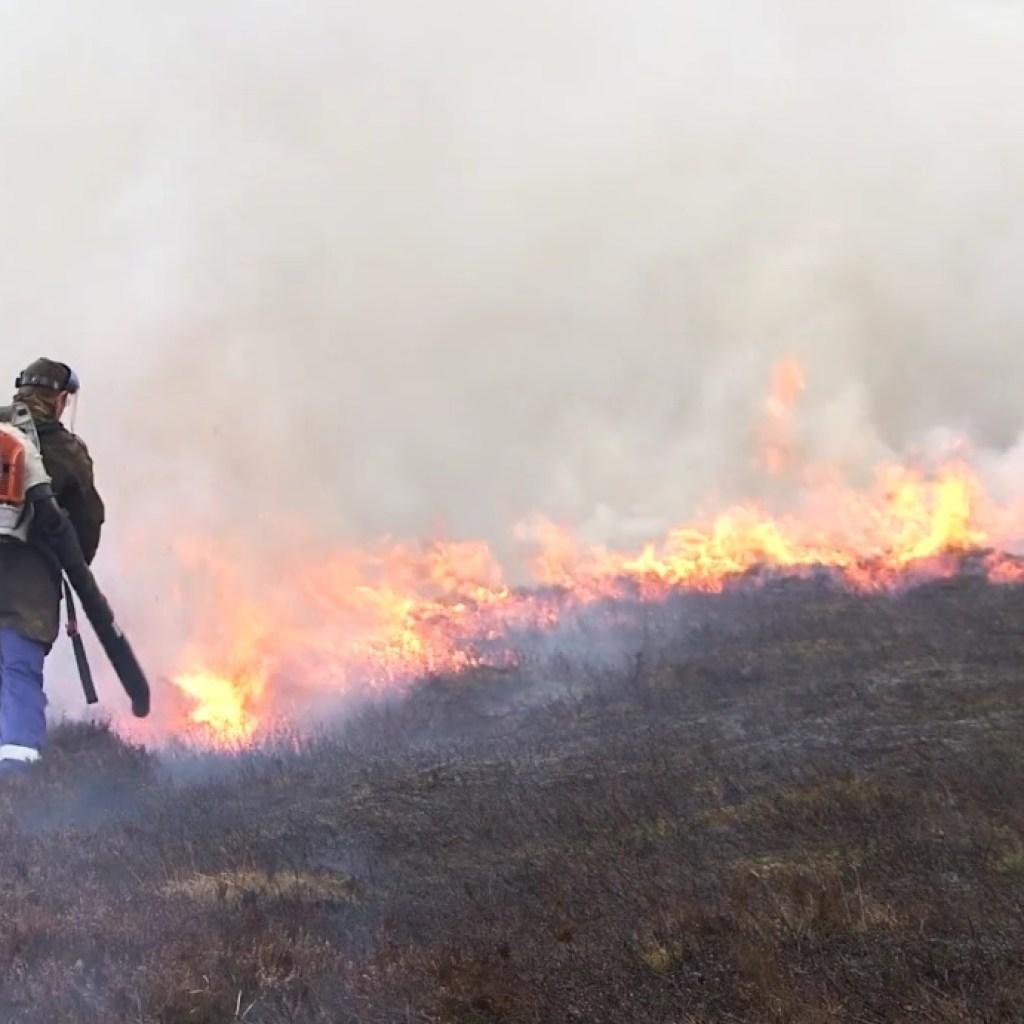'Heath on Fire OK!' campaign