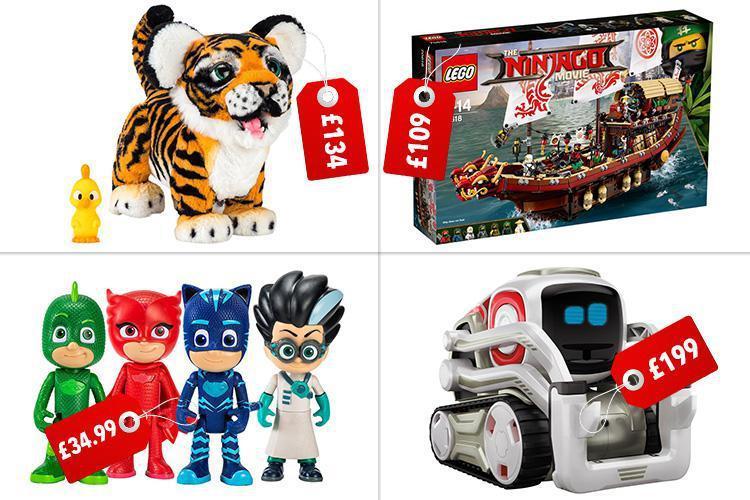 Smyths Reveals Its Top Christmas Toys Including Lego