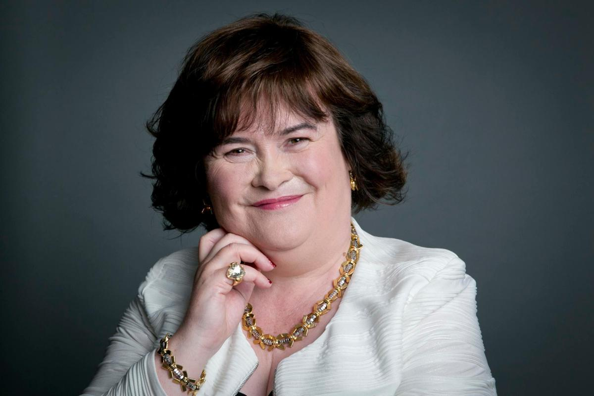 What Is Susan Boyle Doing Now Weight Loss Latest Record Releases