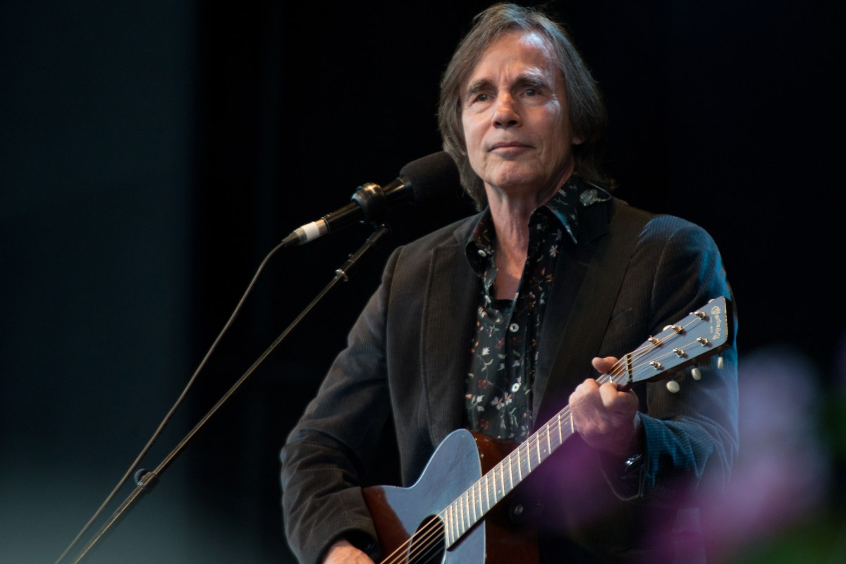 Jackson Browne to play two Scottish dates on 2017 tour in ...