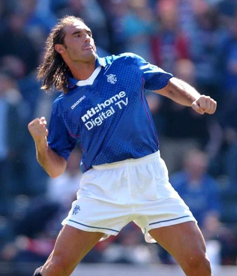 Lorenzo Amoruso Believes Rangers Men Are Needed At Ibrox