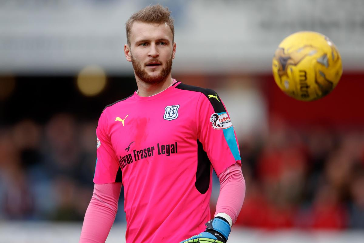Paul hartley says dundee won 39 t offer keeper scott bain a for Paul s bains realtor