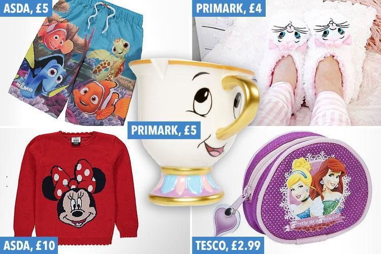 Heres how to nab the musthave Primark Disney merchandise