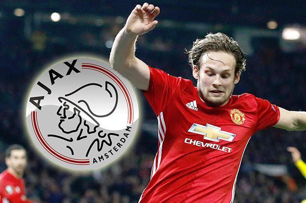 Manchester United Transfer News Daley Blind Set For