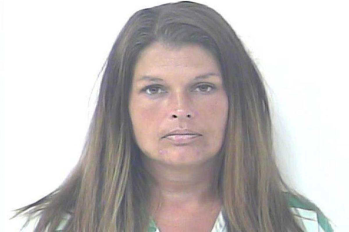 Stephanie Peterson: New Smyrna teacher arrested for