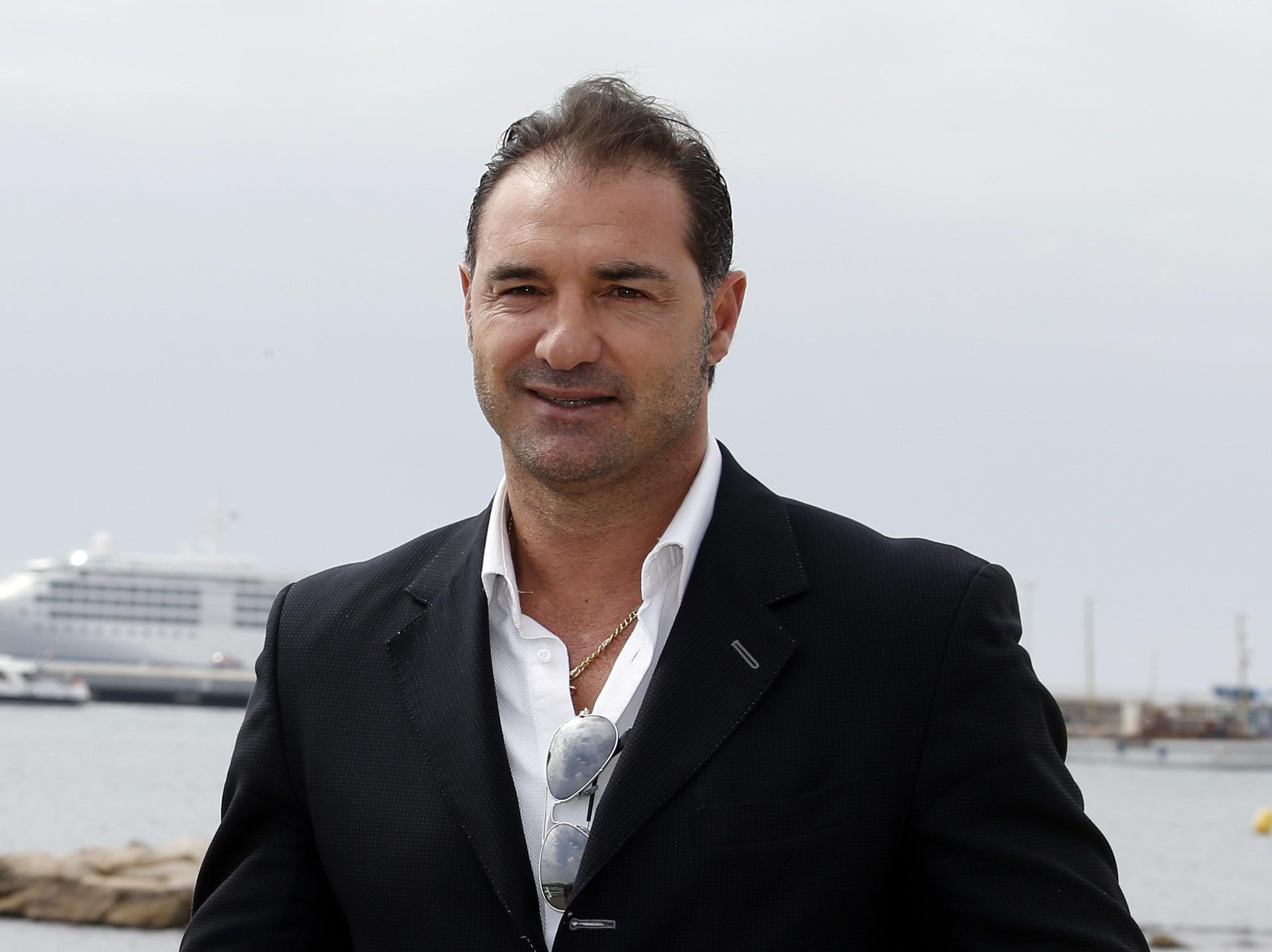 Rangers Legend Lorenzo Amoruso Set To Appear On Celebrity