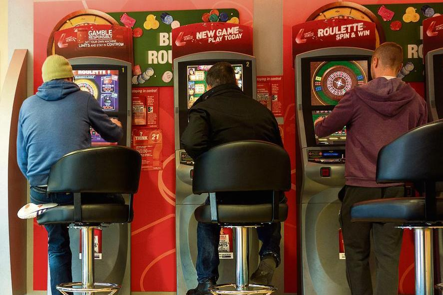 How to win on roulette machines in bookies
