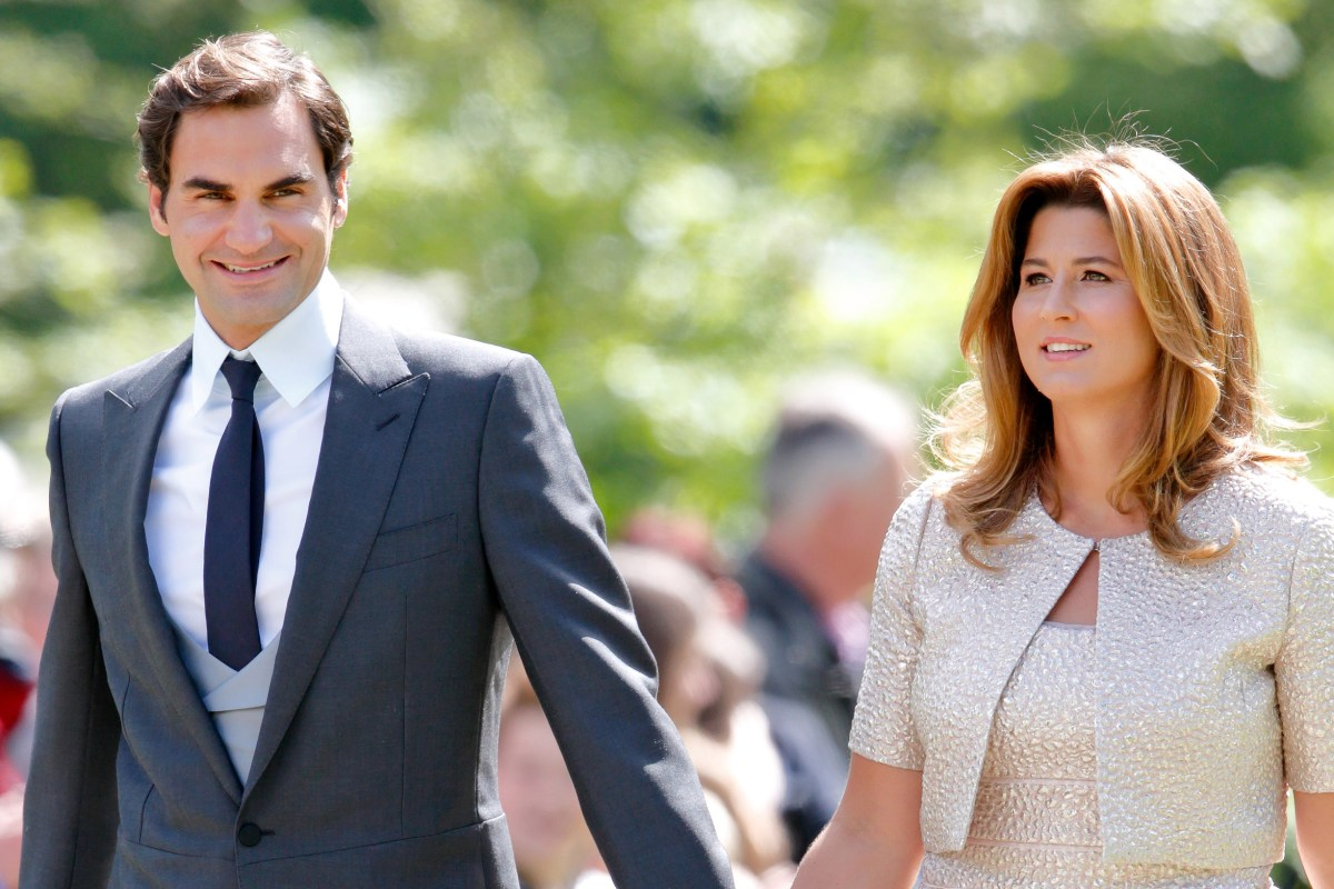 Roger Federer takes dig at rivals who 'change wives' as they are a 'distraction' ahead of Djokovic ATP Finals