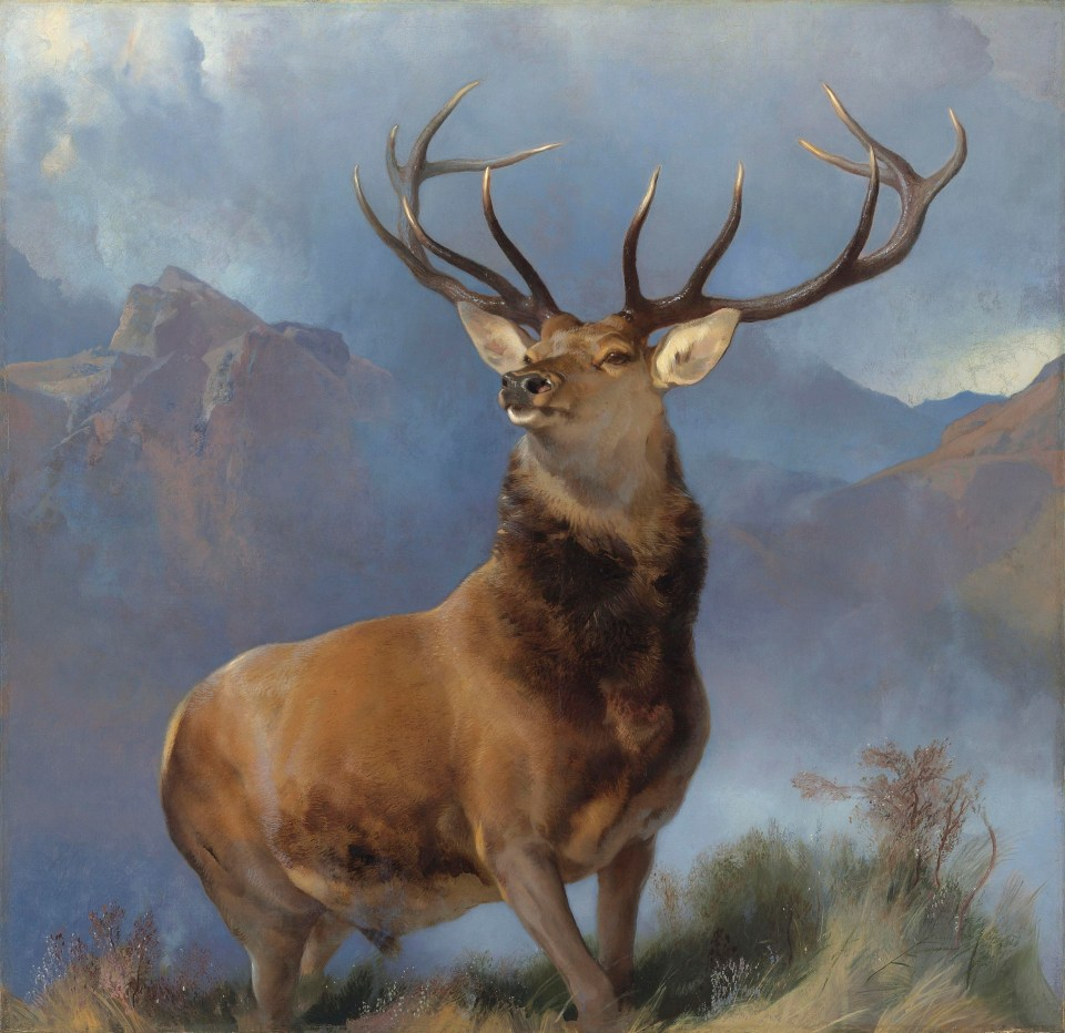 Monarch of the Glen Landseer