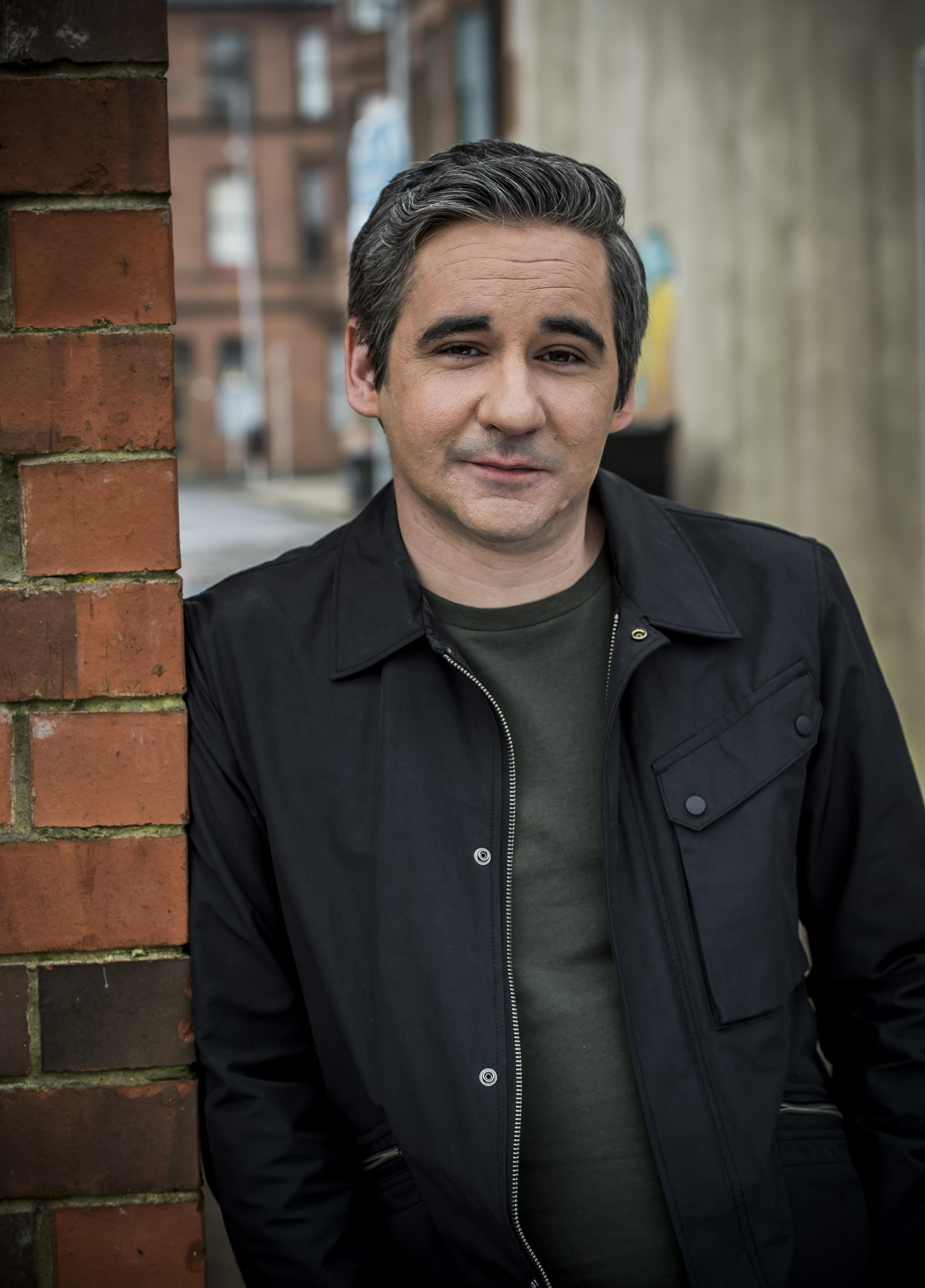Iain Robertson (born 1981)