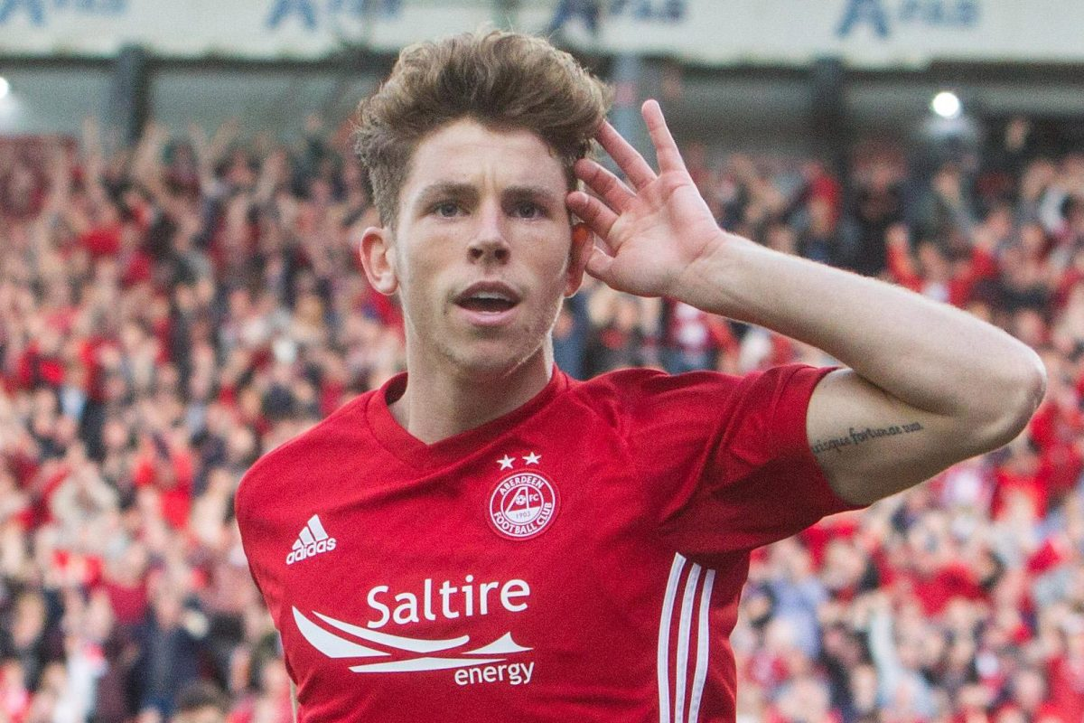 Who Has Been Aberdeen 39 S Player Of The Year So Far Ryan