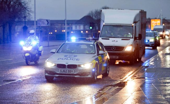 Witness In Case Against Feared Scots Gang Shot At Days