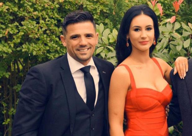 nintchdbpict0003700838551 - Rangers legend Nacho Novo out of intensive care after heart attack in Germany as girlfriend Stephanie Heaney keeps bedside vigil