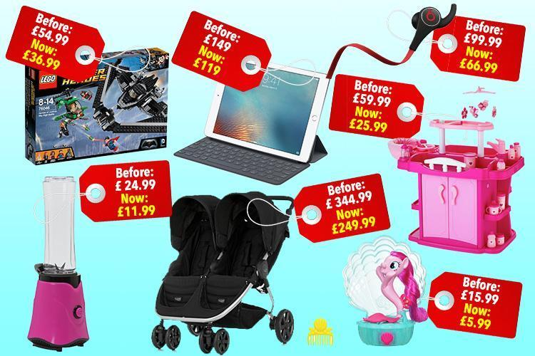 Argos Has A Clearance Sale On Lego Toys Apple Accessories